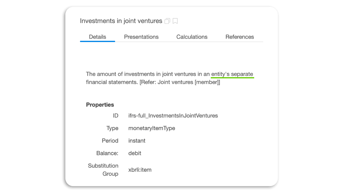 Investment in joint ventures part 2